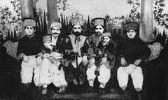 Talpur And His Sons